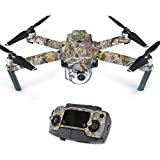 Skin For DJI Mavic – Kanati | MightySkins Protective, Durable, and Unique Vinyl Decal wrap cover | Easy To Apply, Remove, and Change Styles | Made in the USA