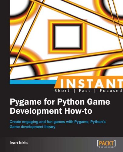 Instant Pygame for Python Game Development How-to Kindle Editon