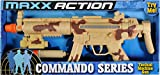 Tactical Machine Gun Toy – With Realistic Sounds
