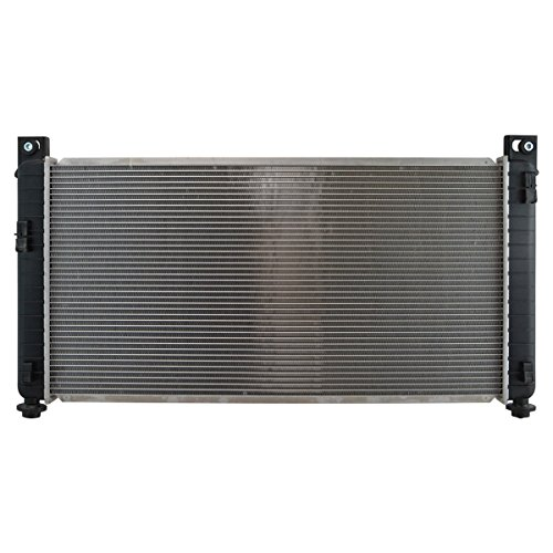 Radiator Assembly Plastic Tank Aluminum Core for Chevy GMC Pickup SUV Hybrid