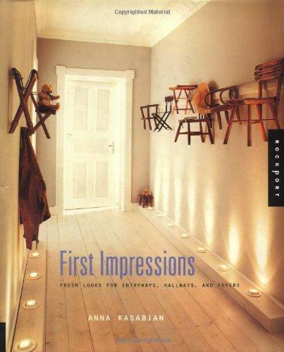 First Impressions: Fresh Looks for Entryways, Hallways, and Foyers (Foyer Sofa)