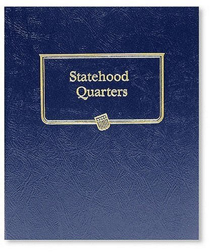 Statehood Quarter Album (Official Whitman Coin Folder)