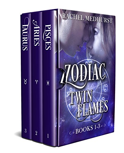Free Book Zodiac Twin Flames Box Set: Books 1-3