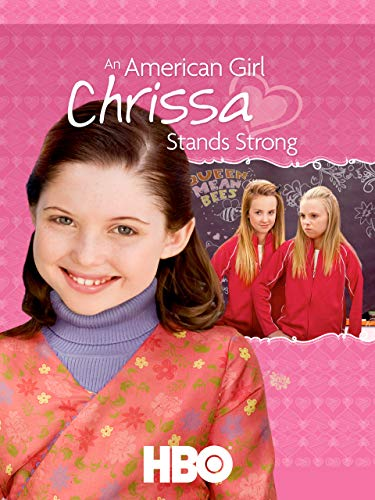 An American Girl: Chrissa Stands Strong (The New Adventures Of Old Christine Tv Show)