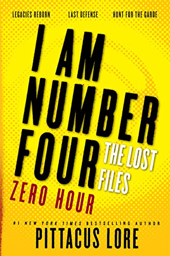 Zero Hour The Lost Files I Am Number Four