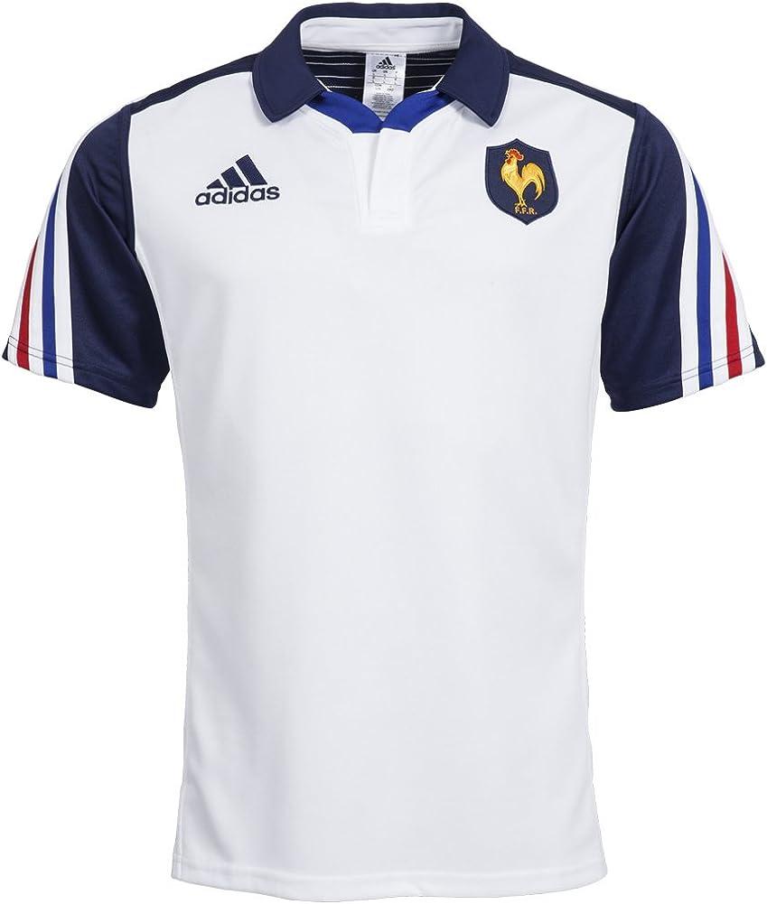 Adidas - Camiseta de rugby de la selección francesa, temporada ...