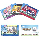 6pcs in All ACNH Sanrio Collaboration Pack RV Furniture Cards Compatible with Switch for Animal Crossing New Horizons…
