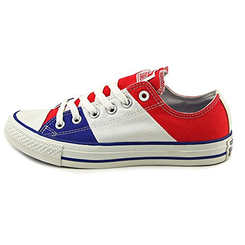 Converse Chuck Taylor Tri Panel Oxford Women US 8 Multi Color Sneakers