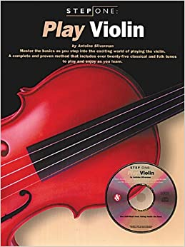 Play Violin [With CD (Audio)] (Step One)