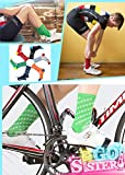 GuaziV Mens Womens Cycling Socks Running Socks