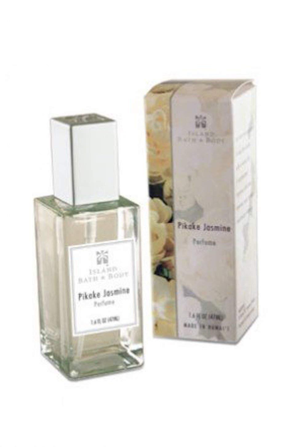 Island Bath & Body Pikake Jasmine Perfume 1.6oz.