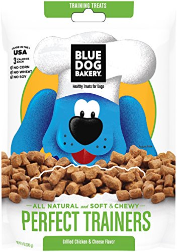 Blue Dog Bakery | Soft & Chewy Dog Treats | All-Natural | Training Aid | 6oz (Pack of (Dog Bakery Low Fat)
