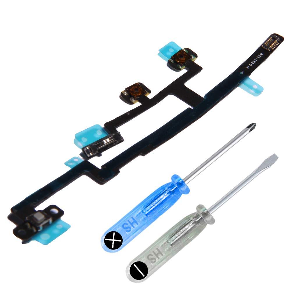 Cable Flex Boton Volumen para IPad Mini 3 7.9 Inch Incl. 2 X