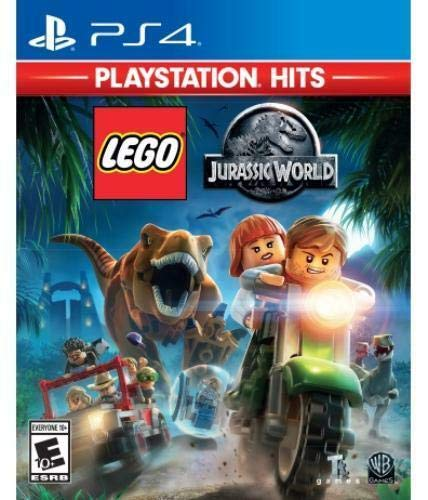 LEGO Jurassic World - PlayStation 4 Standard Edition (Two Worlds Game Of The Year Edition)