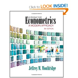 Introductory Econometrics: A Modern Approach Jeffrey M. Wooldridge