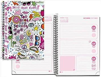Miquel Rius 936052 - Agenda escolar