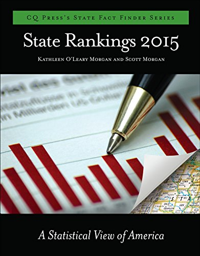 State Rankings 2015: A Statistical View of America (State Fact Finder)