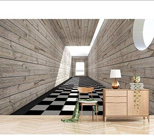 Bosakp 現代の3D内壁背景立体紙ステッカー写真壁紙壁画家の装飾 100X50Cm