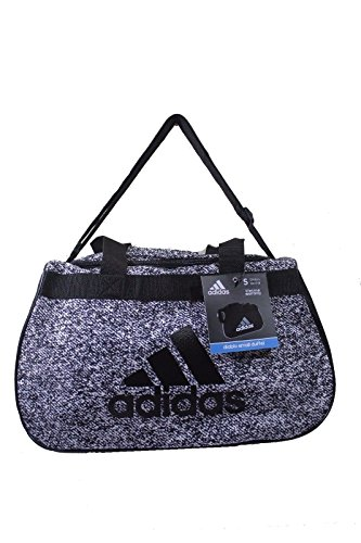 ad338c9936c8 Adidas Diablo Small Duffel Gym Sports Bag Kapow Print Black White - Buy  Online in UAE.