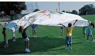 6Colour-me Playchutes Parachute [Misc.] [Misc.] [Misc.] [Misc.] [Misc.] [Misc.] S&S Worldwide W8253