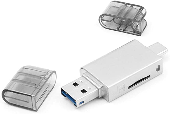 Cablecc Usb C Typ C Usb 2 0 Auf Nm Nano Speicherkarte Elektronik