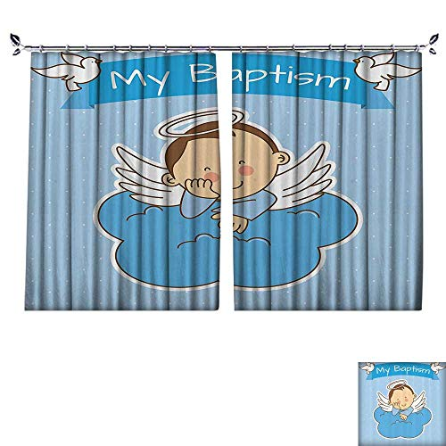 DESPKON Environmental Protection Material Polyester My Baptism Sign