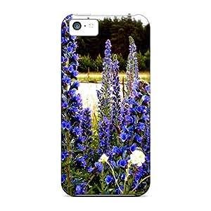 High Quality ZvWJcVA7247jlaok Summer In Blue Case For Iphone 5c