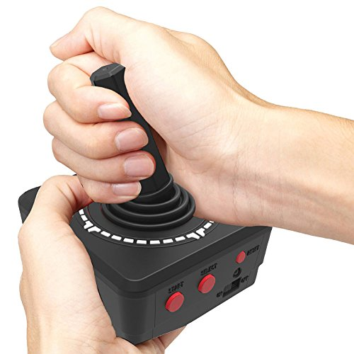 Atari Plug And Play Game System - Attach RCA Cables For Direct Connect To - Breakout Cable Video