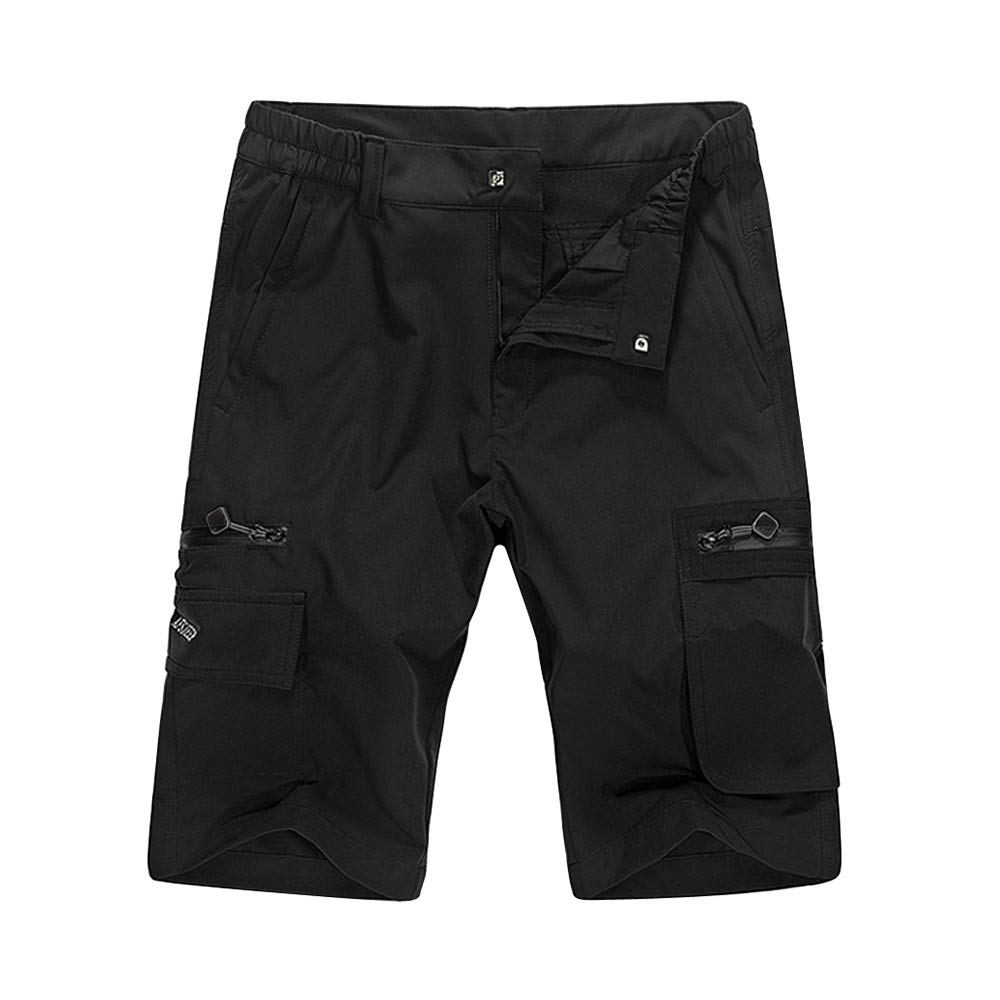 Men's Lightweight Hiking Quick Dry Cargo Short