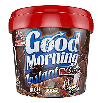 Good Morning Instant - 300g - Sabor Chocolate blanco: Amazon ...