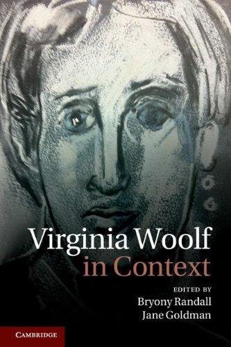 (Virginia Woolf in Context (Literature in)