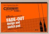 Clearprint 3020 Bond Pad with Printed Fade-Out 4x4 Grid, 20 lb., 11 x 17 Inches, 50 Sheets, White, 1 Each (9371117P4)