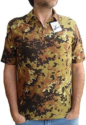 Camiseta polo Manga Corta Para Hombre T Shirt vegetata Caza ...