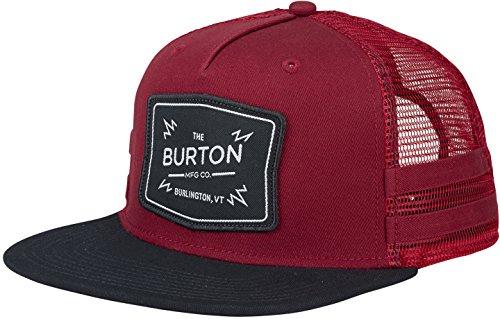 (Burton Bayonette Snapback Hat, Bitters, One Size)