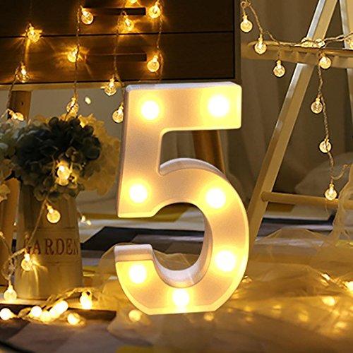 Led Number Lights in US - 6