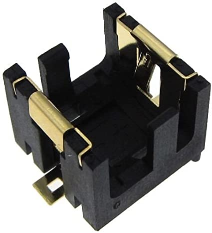Amazon Com Hq Battery Holder For 2 Lr44 Cell Battery Smd Surface
