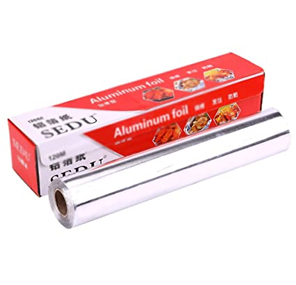 XBZ-zh Papel de Aluminio al Aire Libre, Carne a la Parrilla ...
