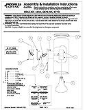Progress Lighting P5644-20 Outdoor, 6-Inch Width x