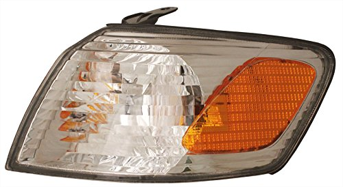 Toyota Camry 00-01 Left Side Marker Corner Signal Light Lamp Lens & Housing