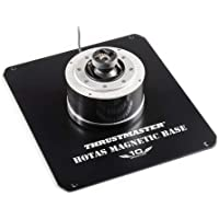 HOTAS Magnetic Base — Magnetic base compatible with detachable Thrustmaster flight stick grips on PC