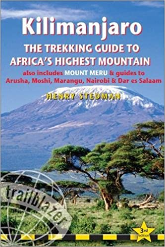 ??UPD?? Kilimanjaro: A Trekking Guide To Africa's Highest Mountain. hours Black Tabla cultures Oficina aspects