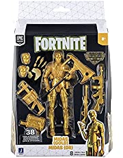 Fortnite FNT0855 Legendary Figuur Midas (Gold), vanaf 8 jaar