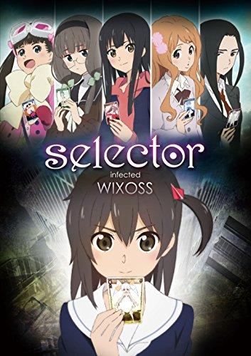 Animation - Selector Infected Wixoss DVD Box (3DVDS) [Japan LTD DVD] 10005-87152