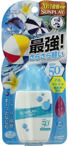 Mentholatum Sunplay Clear Water SPF50+ PA+++