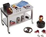 Development work set [ Hot Toys , Accessories u0026 collection of Iron Man 3