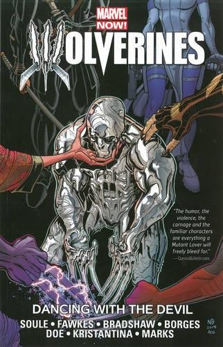 Wolverines Volume 1: Dancing with the Devil