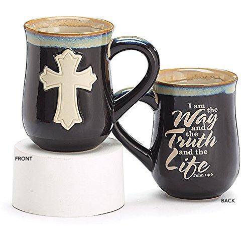 Cross Mug (Cross with Message Mug)