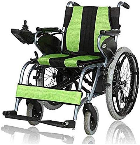Mayor rango de conducción de energía discapacitados con silla de ...