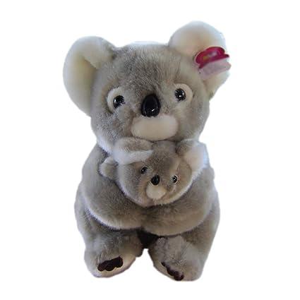 Muñeca de peluche para niños lindo cojín de peluche de Koala de peluche de Koala (
