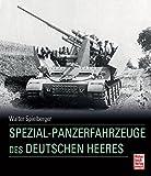Spezial-Panzerfahrzeuge des deutschen Heeres